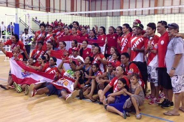 Wallis et Futuna Equipe Tahiti
