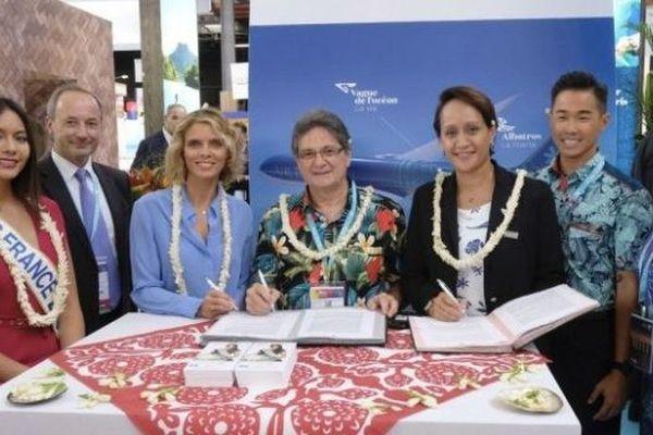 Les candidates à Miss France 2020 bientôt à Tahiti