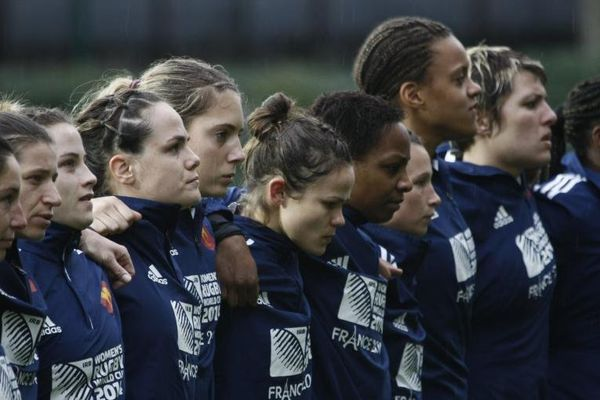 Equipe rugby féminin