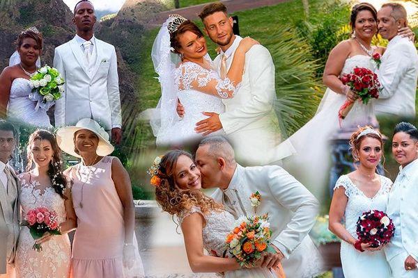 Lamour lé dou : meilleurs moments des 6 mariages