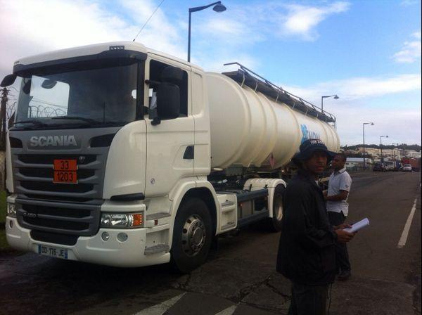 Camion SARA