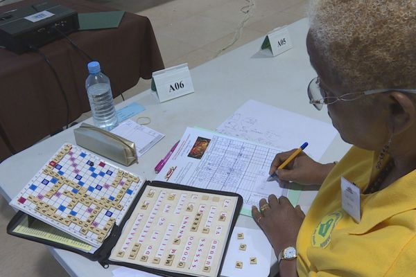 Tournoi de scrabble 2020