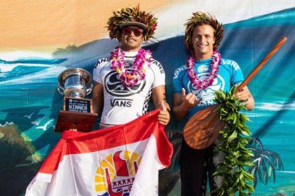 Surf : O'Neill Massin 2e du HIC Pro à Hawaii