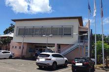 La mairie de Chirongui
