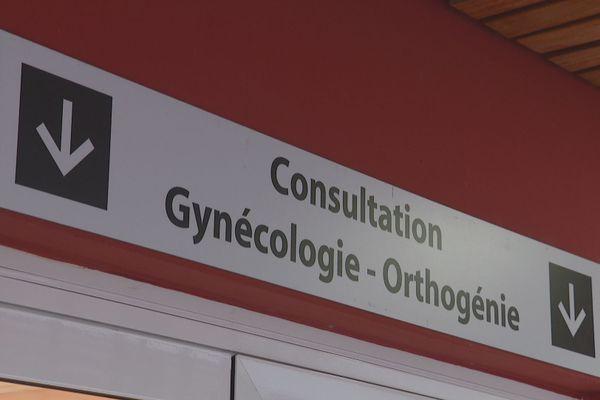 Hôpital de Cayenne, consultation gynécologie