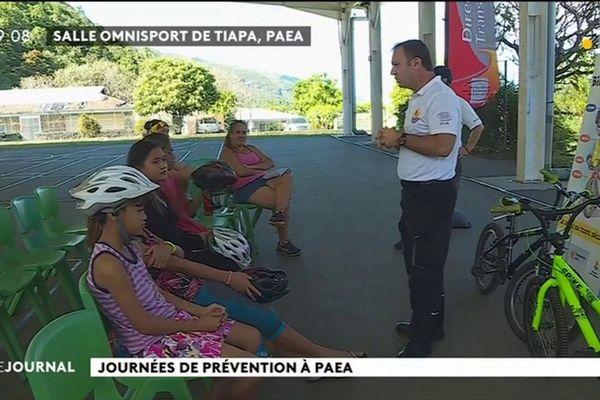 Paea : Prévention contre la délinquance juvénile