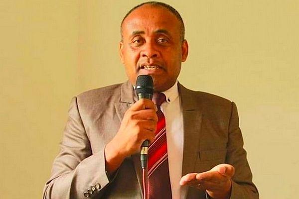 ConscientZafitody, ancien-président de l'université de Tananarive, limogé après les manifestations de février 2021