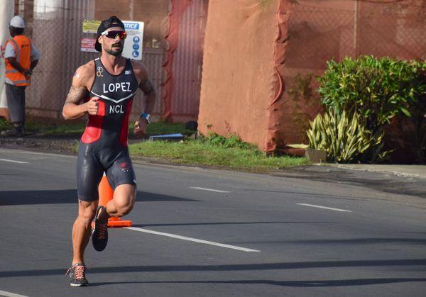 Samoa 2019, Julien Lopez