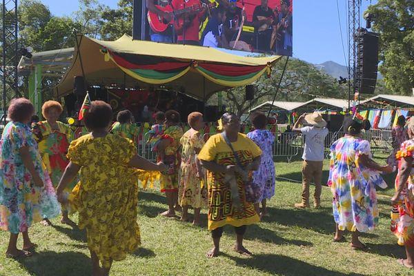 fête nationale vanuatu à dumbéa