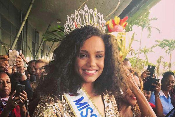 Miss France en Guyane