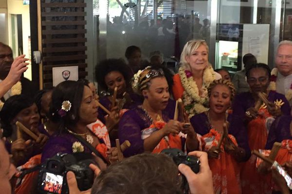 Accueil FN à Mayotte