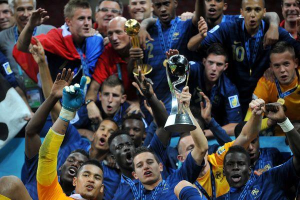 Bleuets Champions du monde
