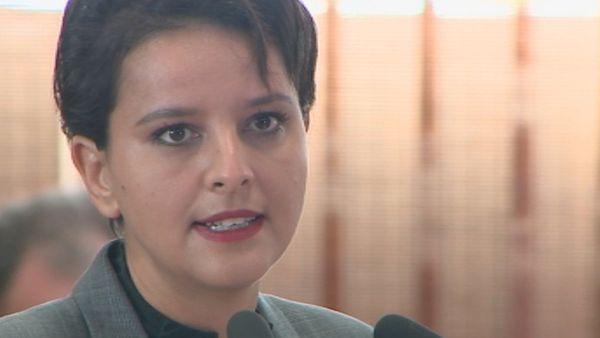 Vallaud Belkacem au Congrès