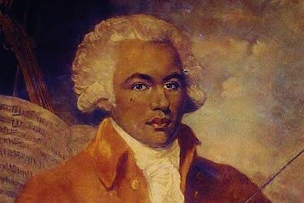 Portrait Chevalier de Saint-Georges