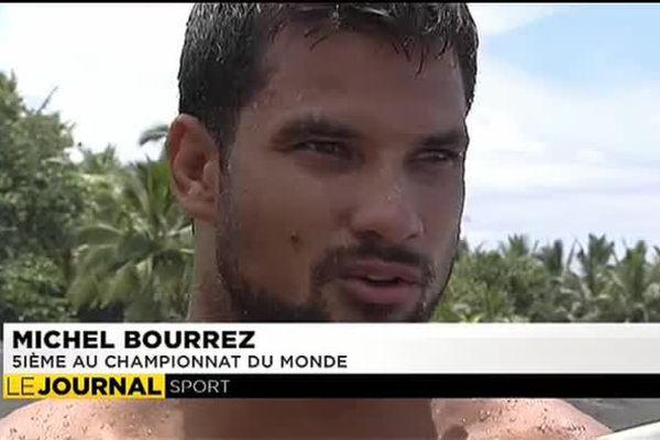 Michel Bourez étoile du surf polynésien