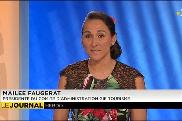 Mailee Faugerat : « l'activité touristique touche tous les secteurs »
