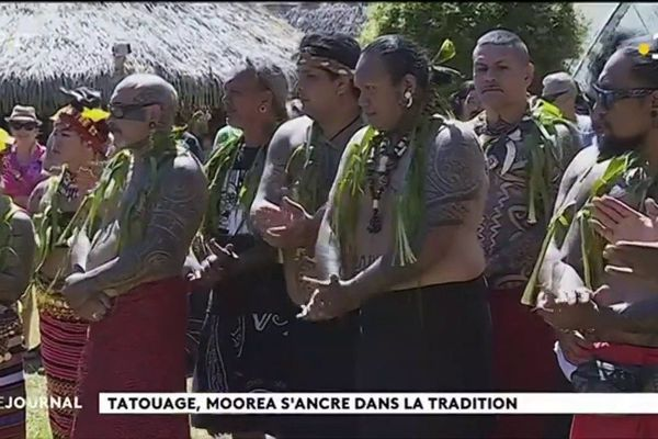 Moorea accueille le festival international du tatouage