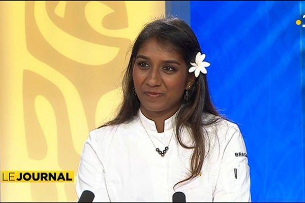 "Invitée du journal : Kelly Rangama ""cheffe kelly"""