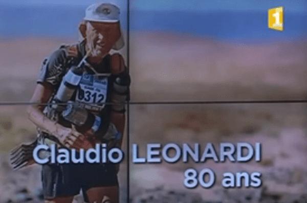 Claudio Leonardi, doyen GR