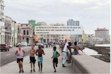 Le Malecon à la Havane, un lieu de vie pour les habitants de la ville capitale de Cuba.