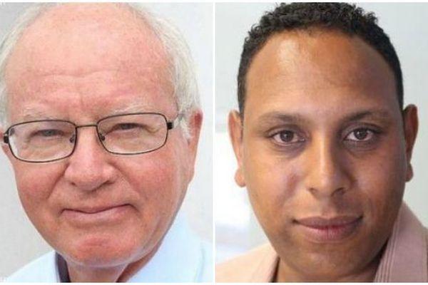 Jean-Luc Poudroux et Pierrick Robert sont au second tour de l'élection législative partielle dans la 7e circonscription.