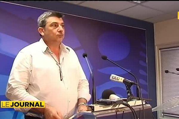 Philippe Germain élu président de Nouvelle Calédonie
