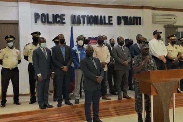 Police Haïti