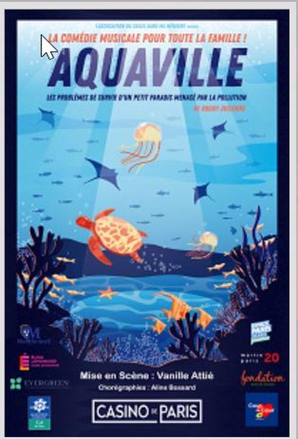 Aquaville de Roddy Julienne