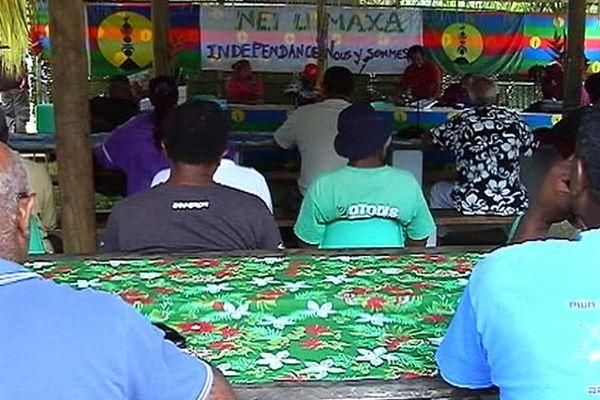 congrès Palika Hienghène
