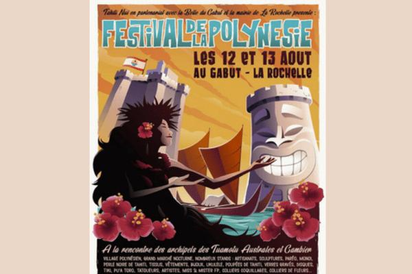 1er festival polynésien à la Rochelle