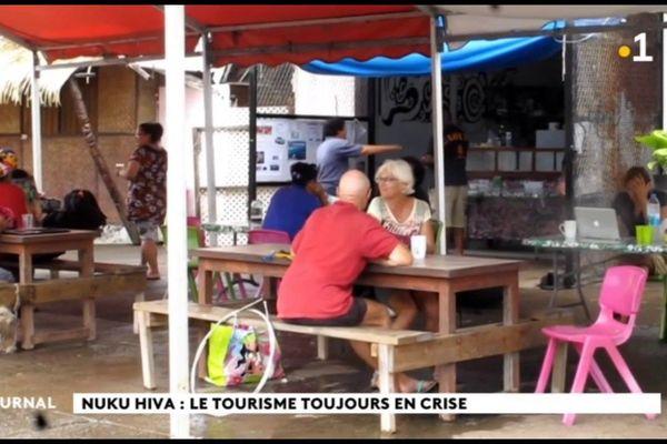 Lent redémarrage de l'activité touristique aux Marquises