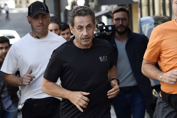 Sarkozy, le retour