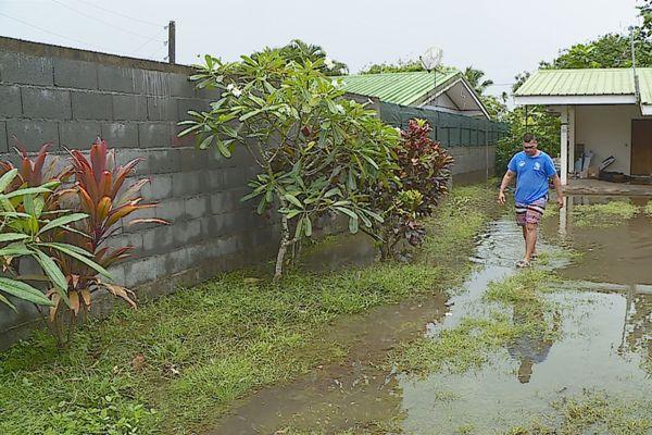 A Papeari, des inondations récurrentes près de la route de ceinture