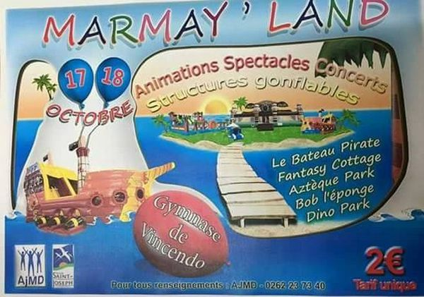 Affiche Marmay'