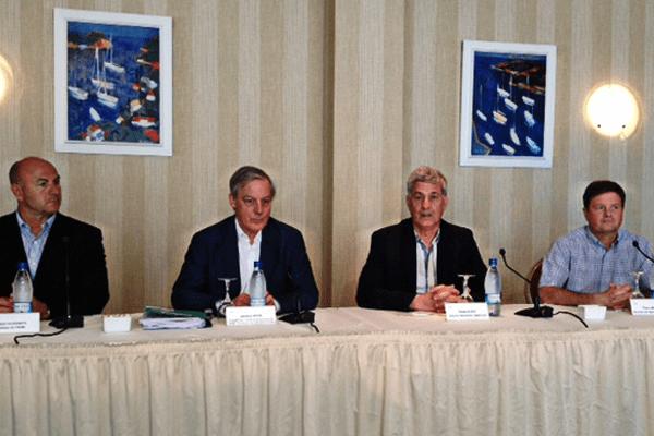 Christian Noyer banque de France à Nouméa