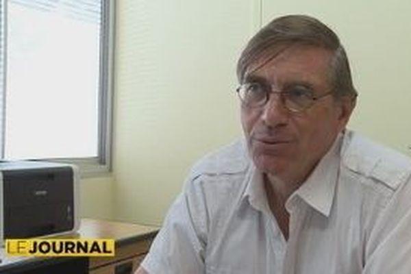 Xavier Montserrat directeur de l'agence de santé à Futuna