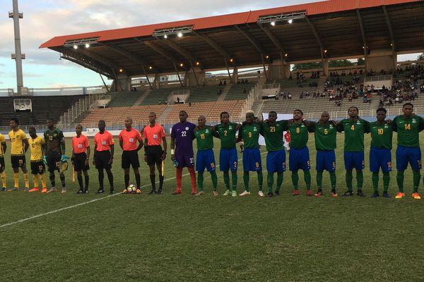 Yana Dòkò en demi-finale face à la Jamaïque