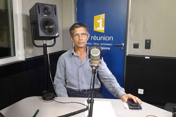 Jean-Bernard Gonthier, président de la chambre d'agriculture