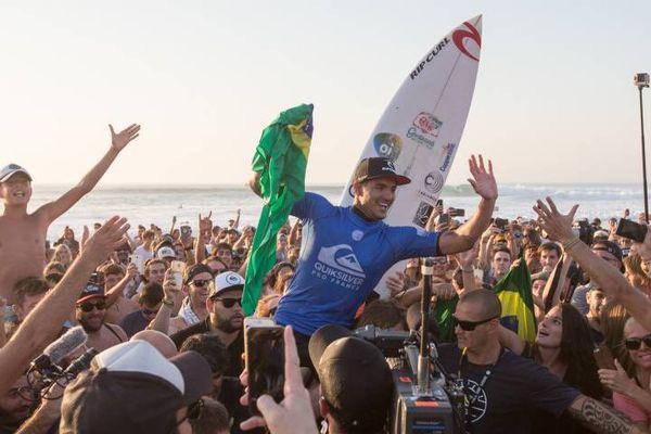 Quiksilver Pro 2017 : le triomphe de Gabriel Medina
