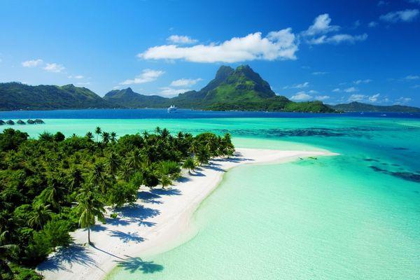 Bora Bora : pavillon bleu pour la 17ème année consécutive