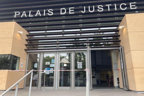Palais de justice St Pierre