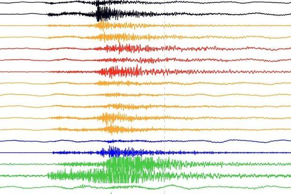 Les données de l'OVPF sur le séisme ressenti ce 12 août.