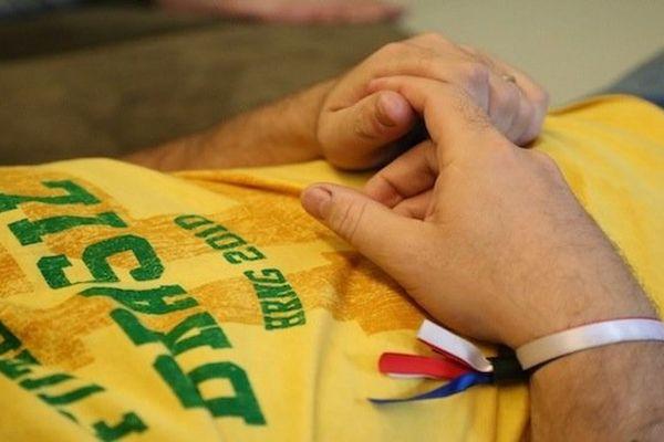 Supporter Brésil