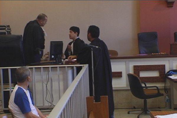 Procès Krauser : l'avocat général requiert 20 ans de prison