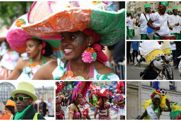 Carnaval tropical Paris 2016