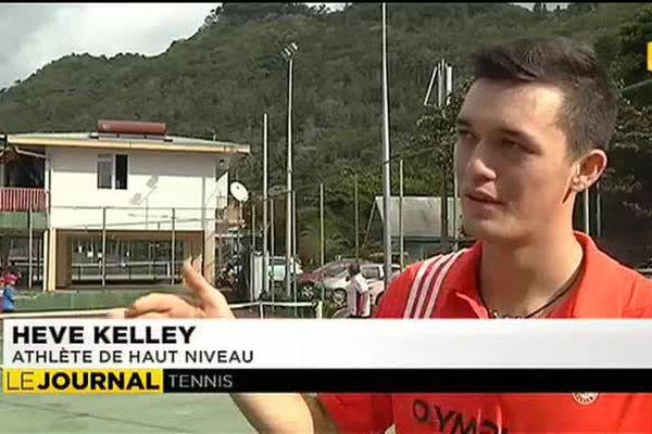 Tennis : Heve Kelley en sport étude en Nouvelle Zélande