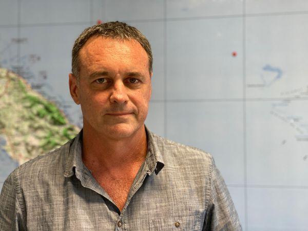 Tugdual Piriou, directeur d'Epureau.