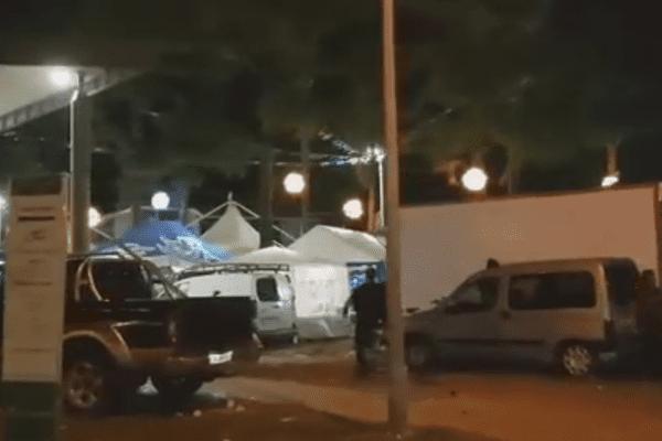 Violences à Kourou en marge de la parade du littoral