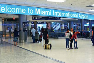 Miami aéroport