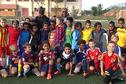 L'engouement des jeunes passionnés de football pour le mondial 2014 !